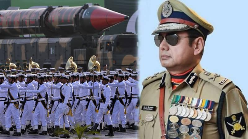 بھارت پاکستان سے جنگ نہیں جیت سکتا،بھارتی دفاعی ماہر کا اعتراف