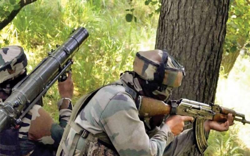 بھارت کی کنٹرول لائن پر بلااشتعال فائرنگ، جوان شہید، پاک فوج نے انڈین ڈرون مار گرایا