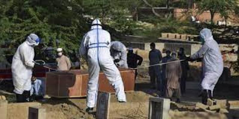 کورونا نے مزید   79 افراد کو موت کی نیند سلا دیا،4213 نئے کیسز