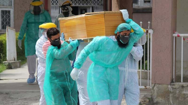 کورونا کے حملے جاری۔۔۔مزید 76افراد انتقال کر گئے