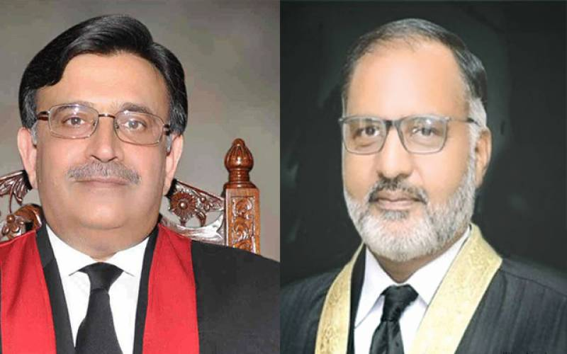 شوکت صدیقی نے غیر ذمہ داری کا مظاہرہ کیا ۔عہدے کو نہیں سمجھا ۔ جسٹس عمر عطا بندیال