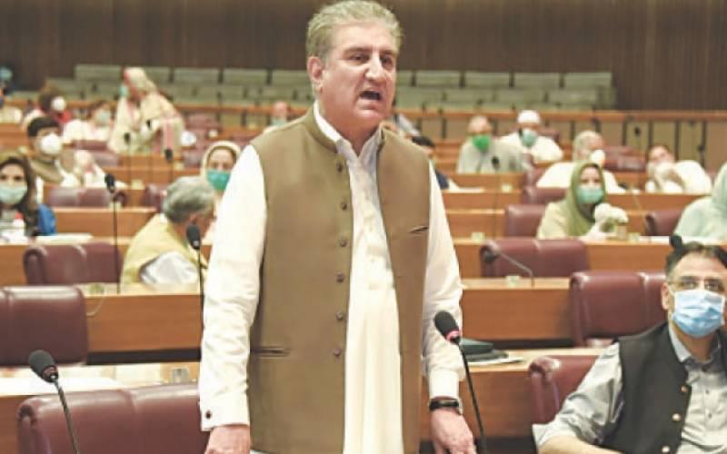 جمہوریت کے علمبردار عوامی مفاد کی قانون سازی میں رکاوٹ ڈال رہے ہیں، شاہ محمود قریشی
