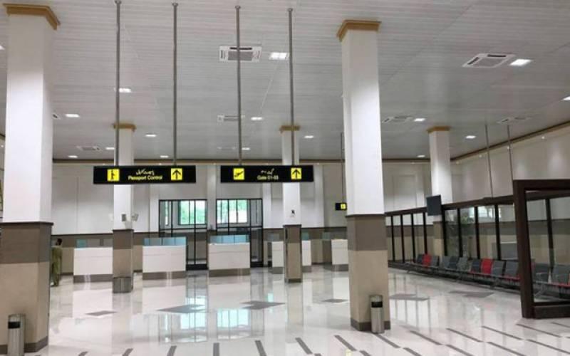باچاخان ائیرپورٹ : بیرون ملک سے آنیوالے24 مسافروں میں کورونا وائرس کی تصدیق