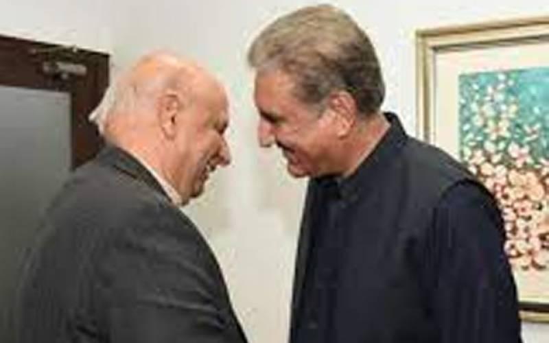 گورنر پنجاب کی وزیر خارجہ سے ملاقات،باہمی دلچسپی کے امور پر تبادلہ خیال