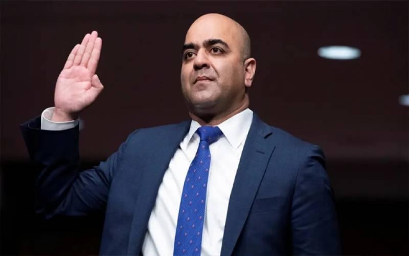 امریکی سینیٹ نے پہلے مسلم امریکی کی بطور وفاقی جج منظوری دے دی
