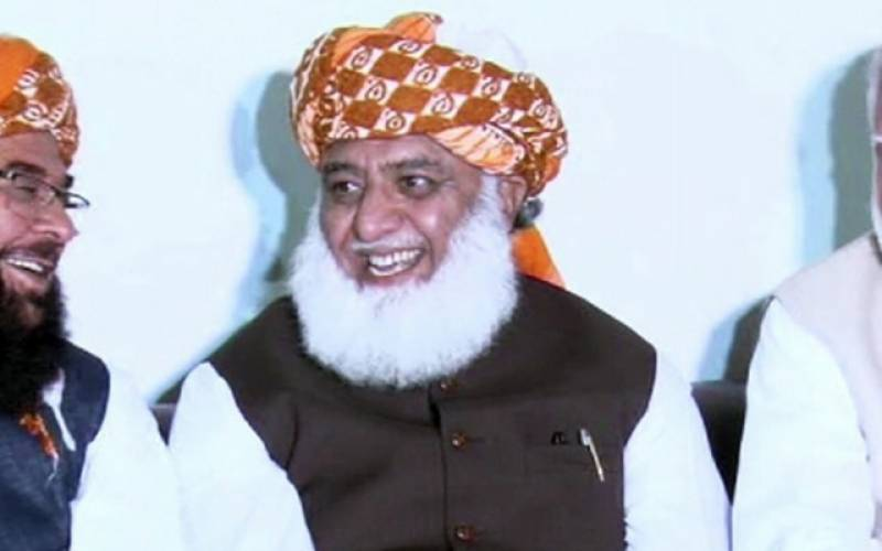 ملک میں گدھوں کی تعداد میں اضافے کے ذمہ دار عمران خان ہیں، مولانا فضل الرحمان
