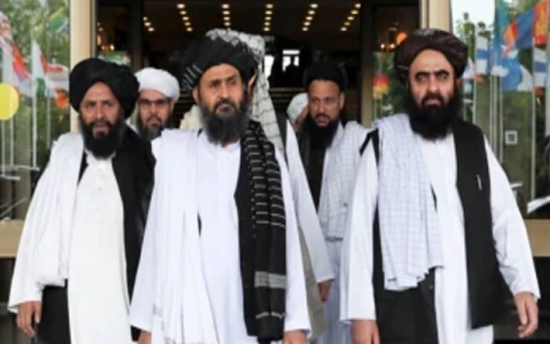 ترک افواج بھی ملک سے نکل جائیں، افغان طالبان