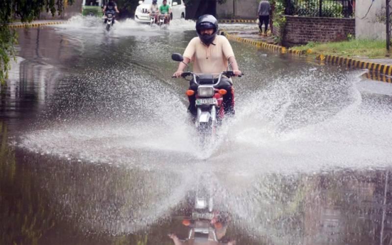 گرمی کے ستائے لو گوں کیلئے اچھی خبر۔۔محکمہ موسمیات نے مون سون بارشوں کی پیش گوئی کردی