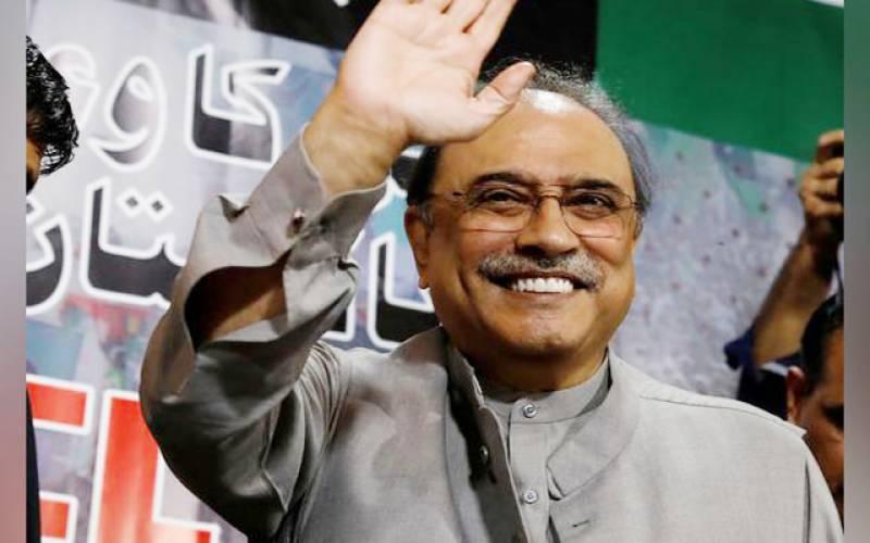 میں نے لاہور میں ڈیرے لگا لئے ہیں، سب کو بتائیں گے کہ ۔۔۔سابق صدر آصف زرداری کادبنگ بیان