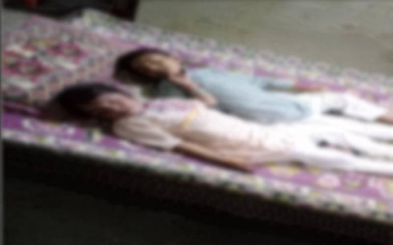 سوتیلی ماں نے 2معصوم بچوں کو کرنٹ لگا کرماردیا