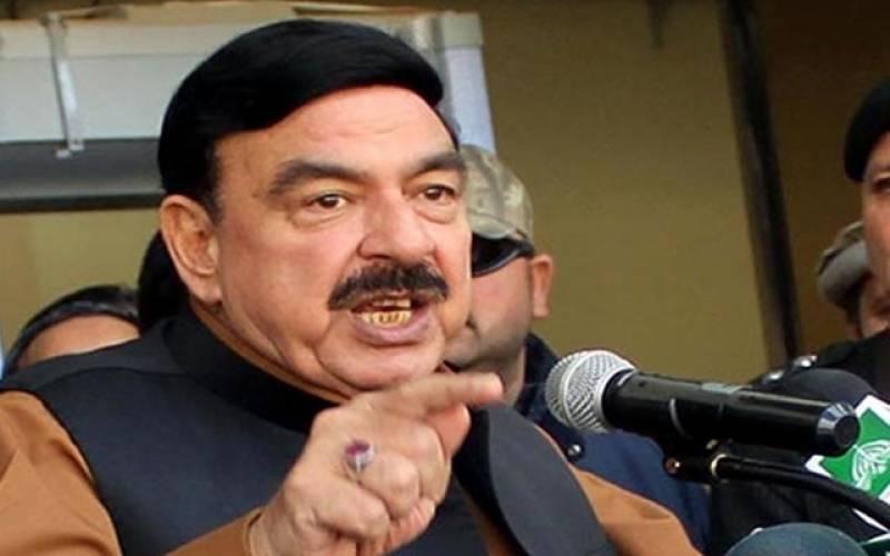 دہشت گردی کا منصوبہ ناکام۔۔کراچی سے را کا ایک بڑا گروہ پکڑا گیا ۔۔شیخ رشید
