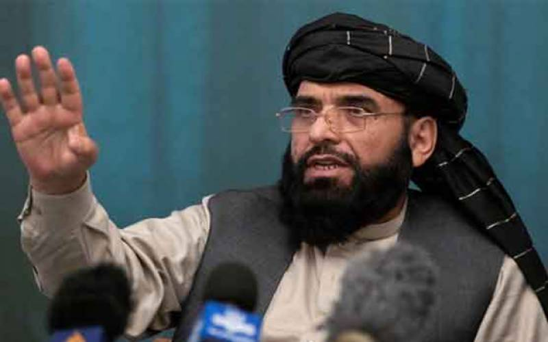 غیر ملکی فوجیوں کو مقررہ تاریخ تک افغانستان سے جانا ہوگاورنہ ردعمل دیں گے:طالبان ترجمان