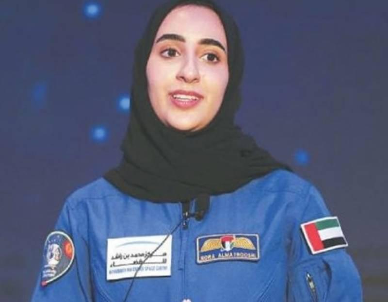 نورا المطروشی عرب دنیا کی پہلی خاتون بن گئیں جو خلا میں جا ئیں گی