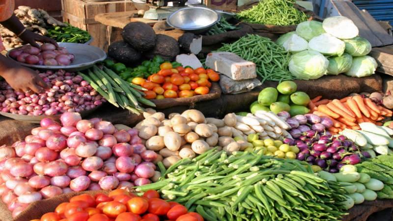 عید قریب آتے ہی سبزیوں کی قیمتیں آسمانوں پر جا پہنچیں