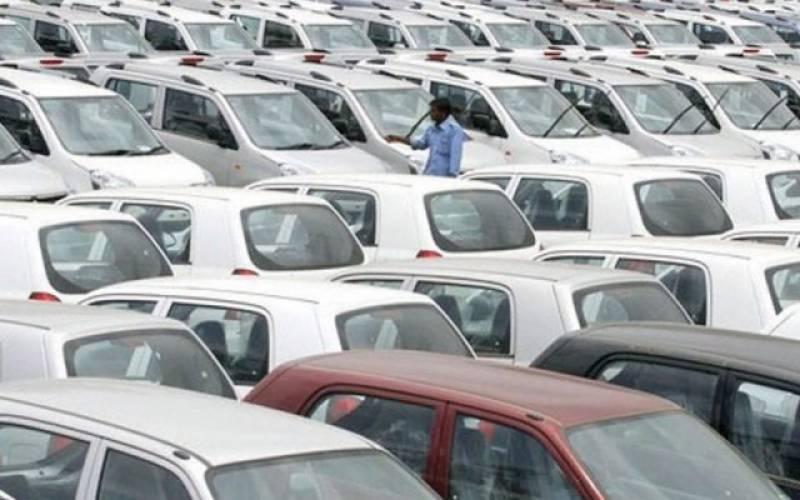 ملک بھر میں نان کسٹمز پیڈ گاڑیاں کھلے عام فروخت