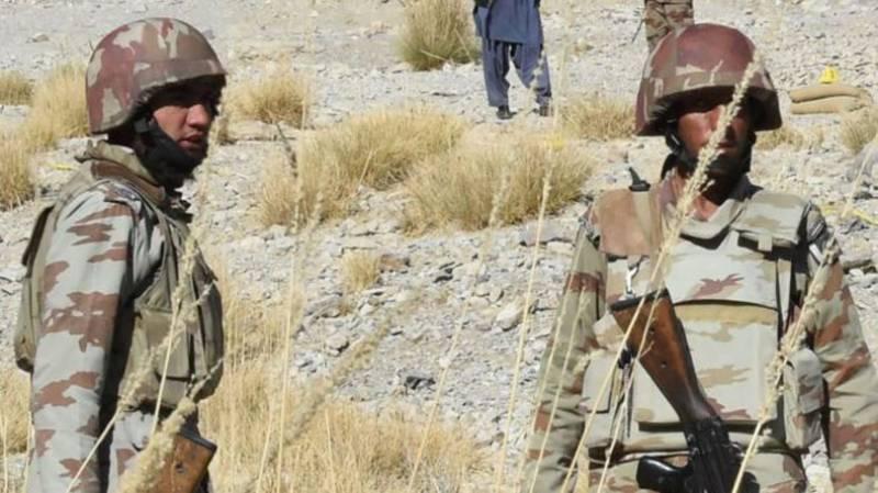 بلوچستان:دہشتگردوں کے حملے میں کیپٹن اور سپاہی شہید