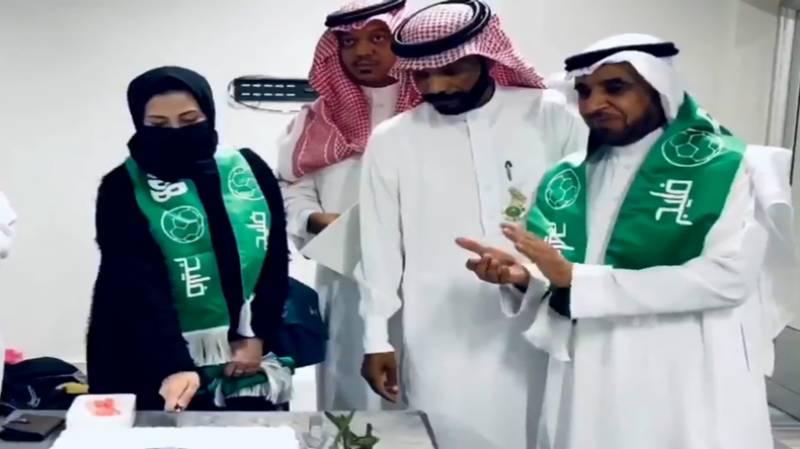 سعودی عرب:پہلی بار خاتون فٹ بال کلب کی چیئرپرسن مقرر