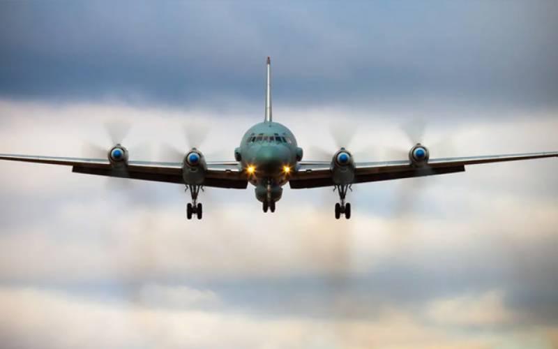 ایک اور روسی طیارہ لاپتہ ہو گیا