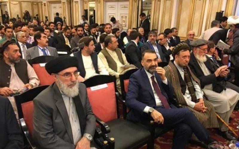افغان صدر کی درخواست پر پاکستان میں ہونیوالی افغان امن کانفرنس ملتوی