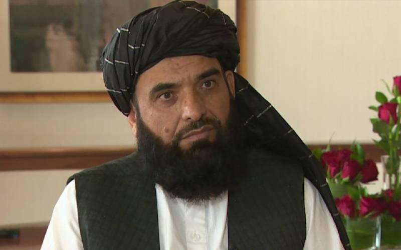 لوگ ہم سے خوش۔۔غنی حکومت سے بہتر ملک کو سنبھال سکتے ہیں۔۔ طالبان