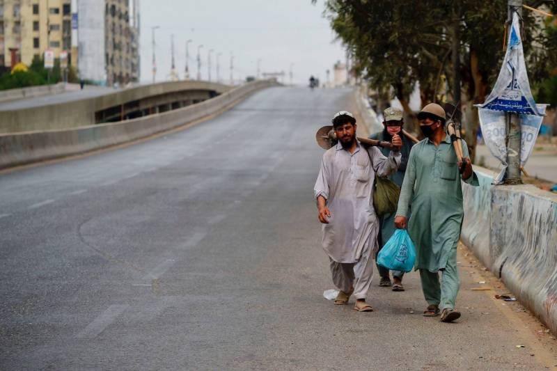 کورونا کی بھارتی قسم ڈیلٹا کا خطرہ ۔۔سندھ میں کاروباری مراکز کے اوقات صبح چھ سے شام چھ تک محدود