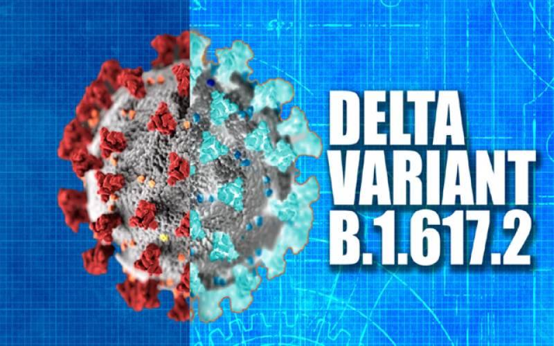کورونا کی شدت۔۔ڈیلٹا وائرس سے 4 ماہ سے 8سال تک کے بچے بھی متاثر