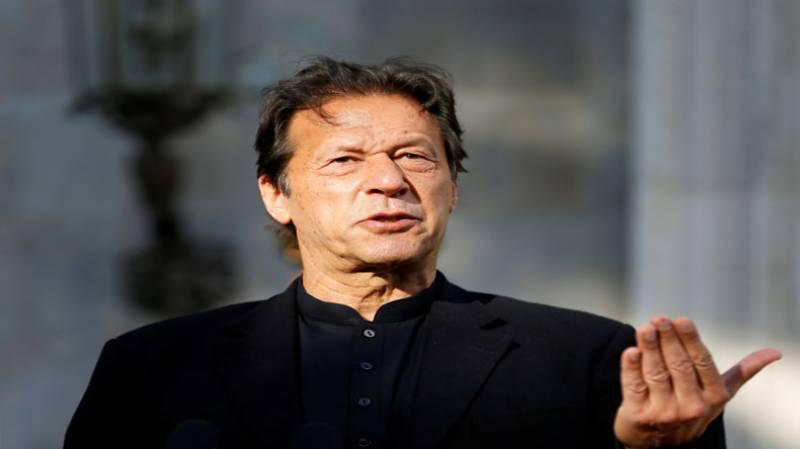 امریکا کا بھارت کو اسٹریٹجک پارٹنر بنانے کا فیصلہ، پاکستان سےرویہ تبدیل کرلیا، عمران خان