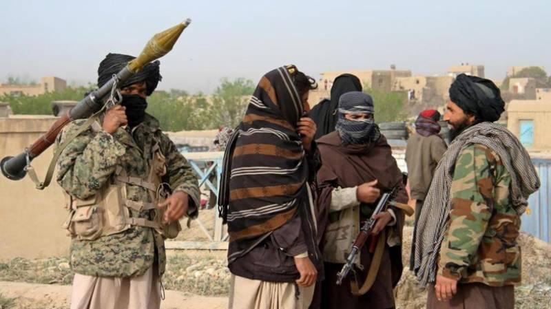 افغانستان:طالبان کی پیش قدمی جاری،10ویں صوبائی دارالحکومت پر قبضہ