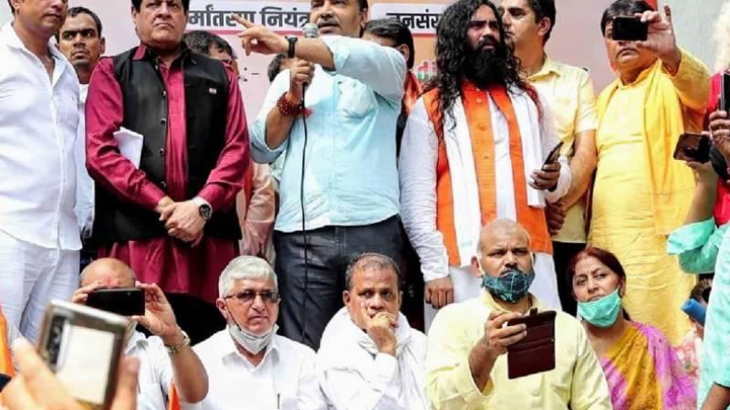 بھارت:مسلمانوں کےقتل کا اعلان،عالمی میڈیا کی بے جی پی پر تنقید