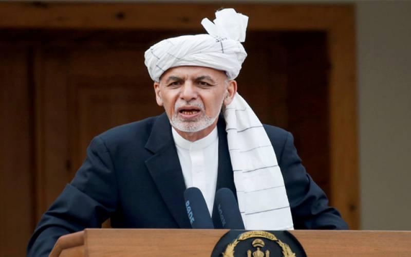 شکست تسلیم۔؟۔۔ افغان حکومت نے طالبان کو شراکت اقتدار کی پیشکش کردی