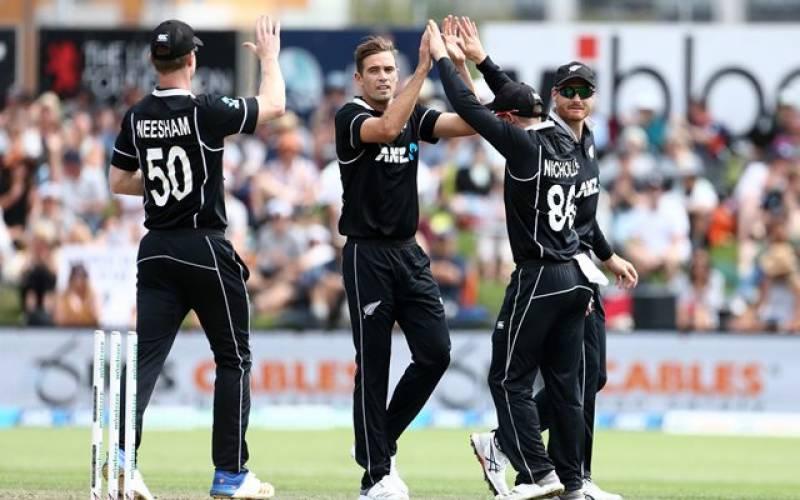 نیوزی لینڈ ٹیم کی ایک مشکل آسان۔۔سی اے اے کا بڑا اعلان
