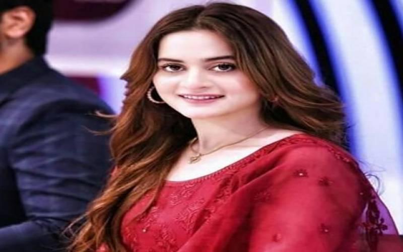 ایمن خان انسٹا گرام پر چھا گئیں