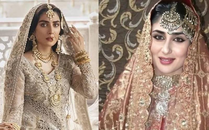 زیادہ خوبصورت کون ۔۔عائزہ خان یا کرینہ کپور