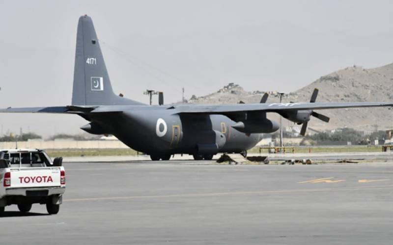 انسانی ہمدردی۔۔پاکستان نے خوراک اور ادویات افغانستان کو بھیج دیں