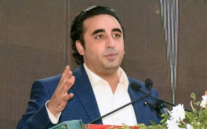 بدترین مہنگائی،عمران خان کا ہر وعدہ جھوٹا نکلا:بلاول بھٹو