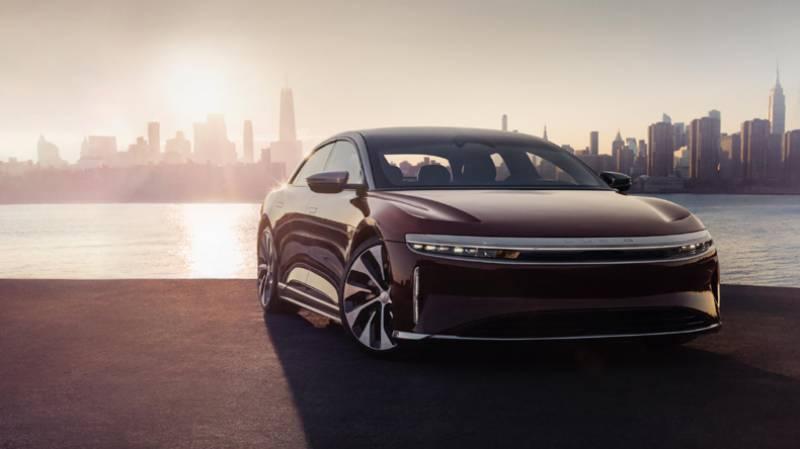 سعودی عرب 2024میں برقی گاڑیوں کی تیاری شروع کر دیگا