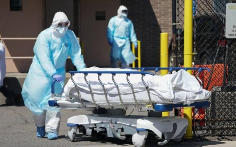 کورونا سے مزید 78 افراد جاں بحق۔۔ 2580 نئے مریض رپورٹ
