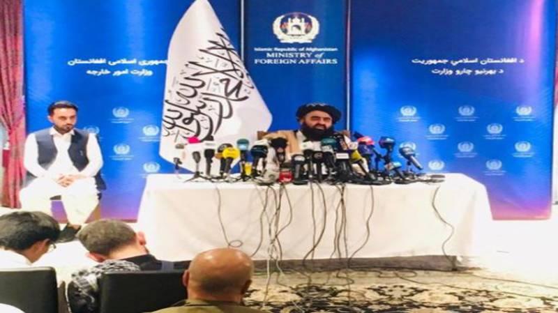 طالبان کشمیر کے ساتھ کھڑے ہیں، افغان وزیر خارجہ