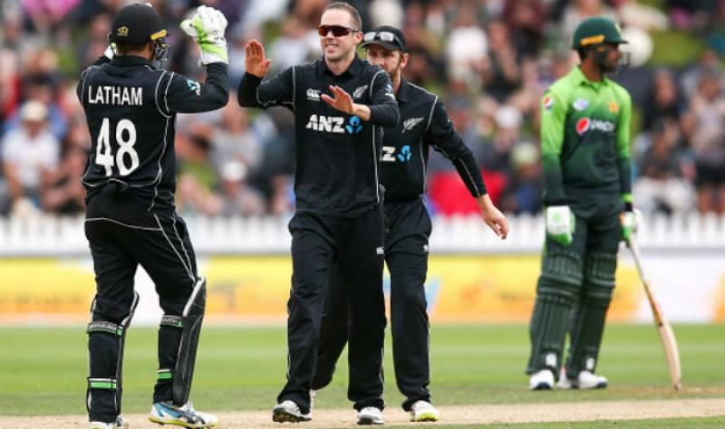 نیوزی لینڈ کے خلاف پہلے ایک روزہ میچ کے لیے قومی ٹیم کے 12 کھلاڑیوں کا اعلان