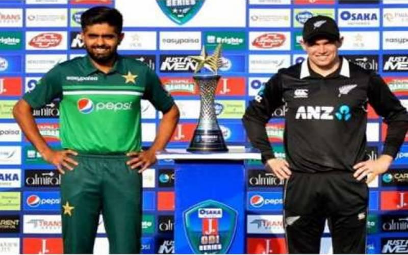 پاکستان نے نیوزی لینڈ کی نیوٹرل مقام پر کھیلنے کی پیشکش مستردکردی