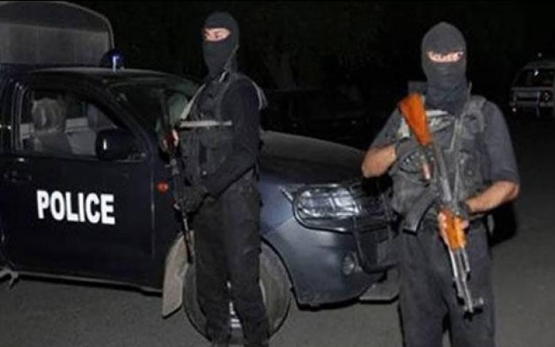 سی ٹی ڈی کی کارروائی۔۔ 4 دہشت گرد گرفتار