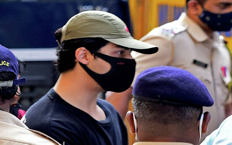 بالی ووڈ کنگ، شاہ رخ خان ، منشیات برآمدگی کیس ،ممبئی سیشن کورٹ