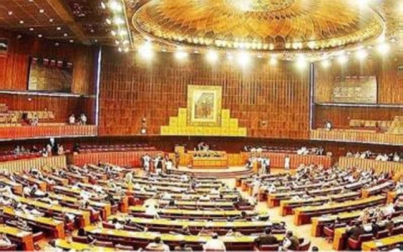 قومی اسمبلی اور سینیٹ کا اجلاس بلانے کا فیصلہ