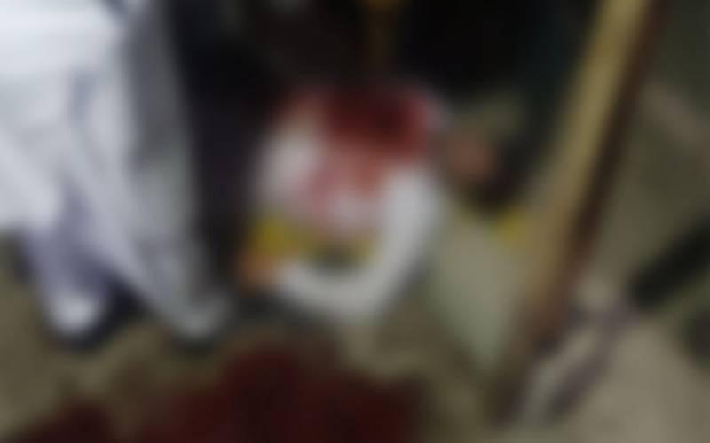 رشتہ دینےسے انکار کرنے پر لڑکی کا بھائی قتل