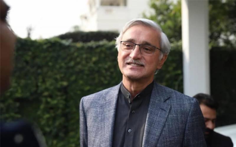 جہانگیر ترین حکومت سازی پنجاب