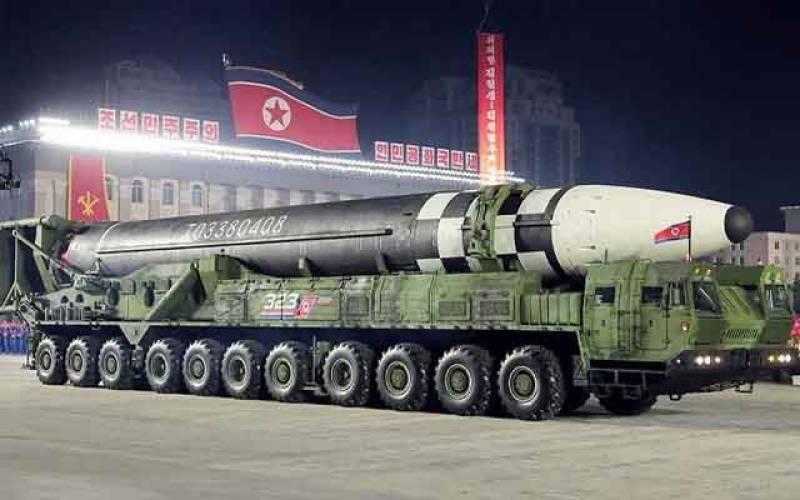 امریکا۔ایٹمی حملہ۔خطرہ۔ شمالی کوریا