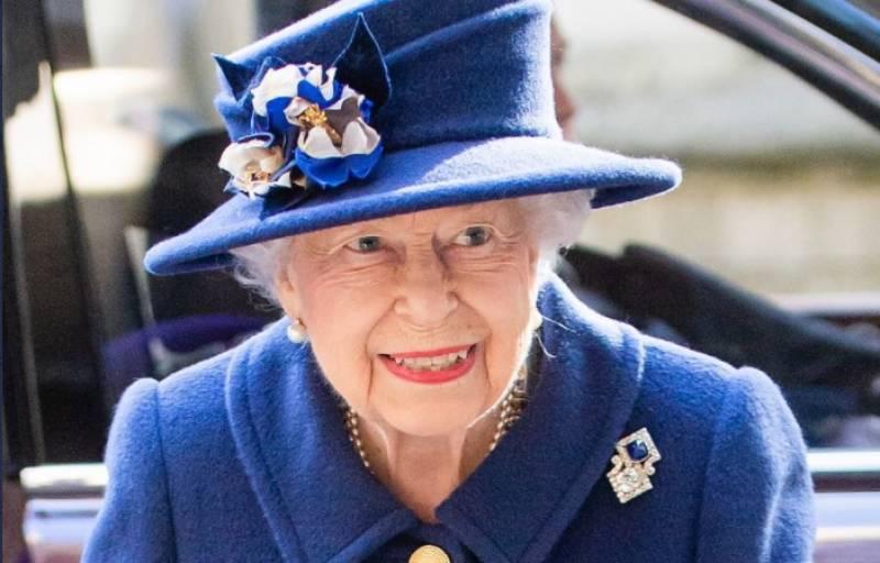 ملکہ برطانیہ،تشویشناک،خبر،تصاویر،وائرل
