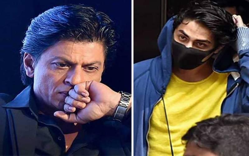 بھارتی میڈیا رپورٹس، آریان کی گرفتاری، فلم''پٹھان''،شاہ رخ خان
