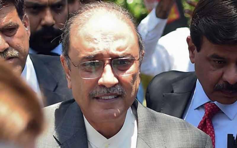 آصف زرداری، اسلام آباد، احتساب عدالت،پیپلزپارٹی