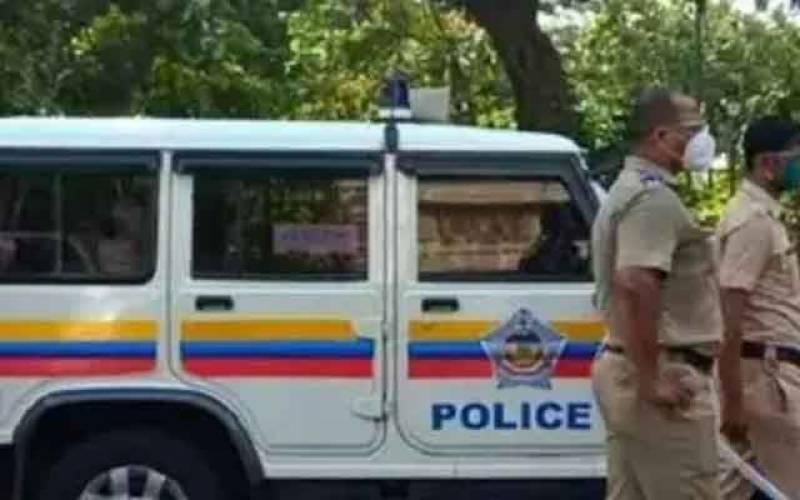 بھارتی پولیس اہلکار کی خودکشی